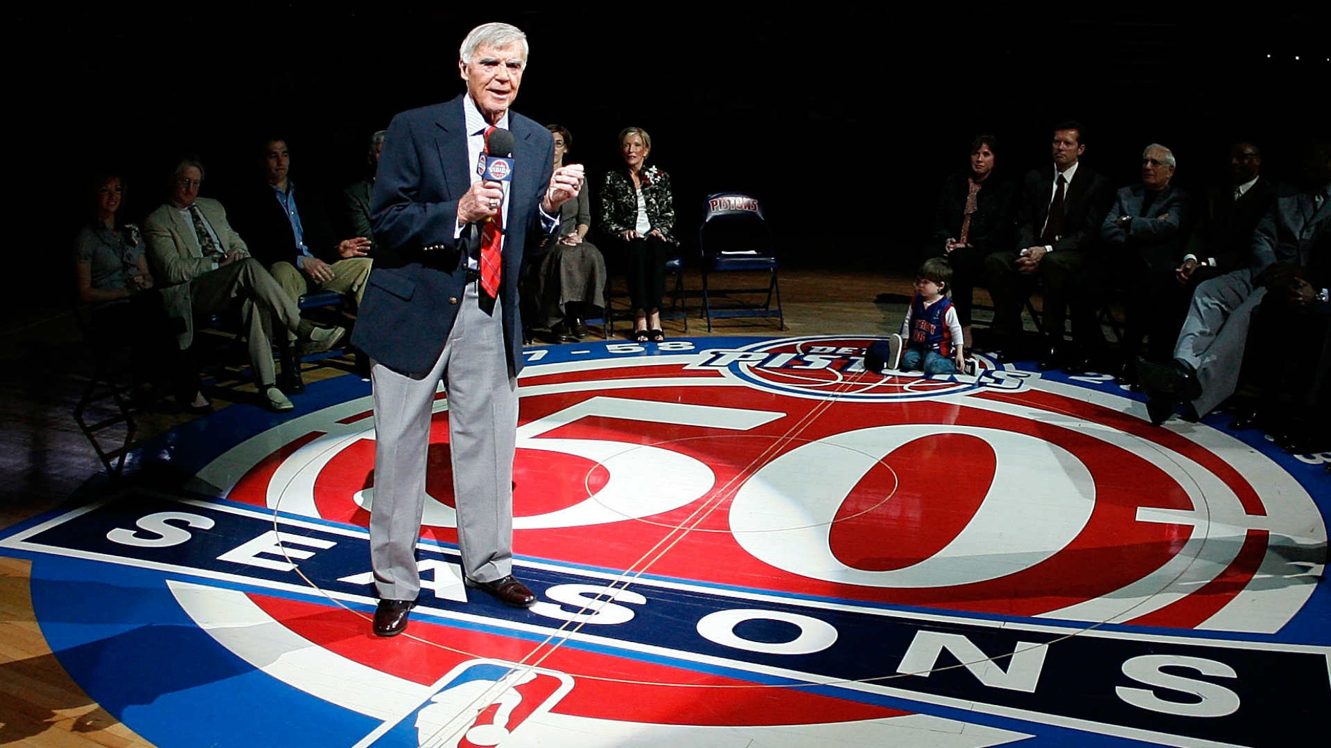 Former Pistons GM McCloskey dies at 91