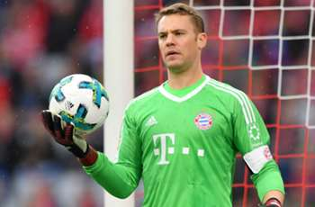 Neuer fully fit but Bayern boss Heynckes won't start keeper in cup final