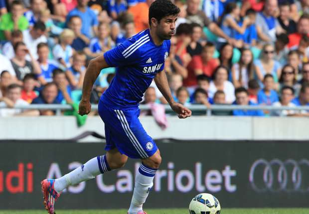 I'm sorry for beating Chelsea at Atletico Madrid, says Diego Costa