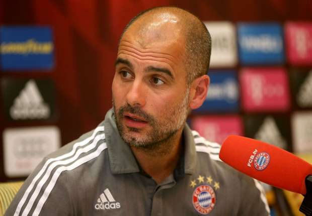 Guardiola: I can handle the pressure of Bayern finale
