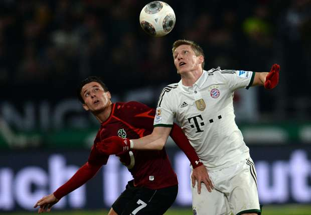 Fit-again Schweinsteiger targets Bundesliga and Champions League double