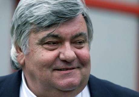 Montpellier president Nicollin dies