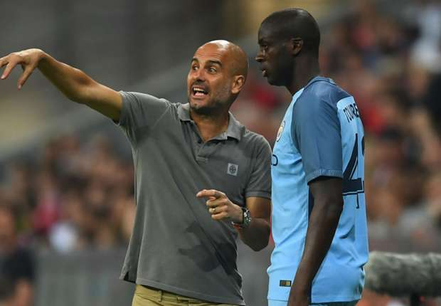 Guardiola must apologise for humiliating Yaya Toure - agent
