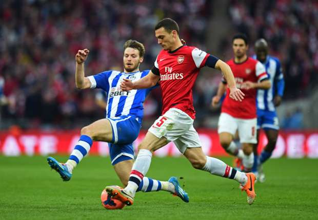 Vermaelen hails Arsenal's fighting spirit
