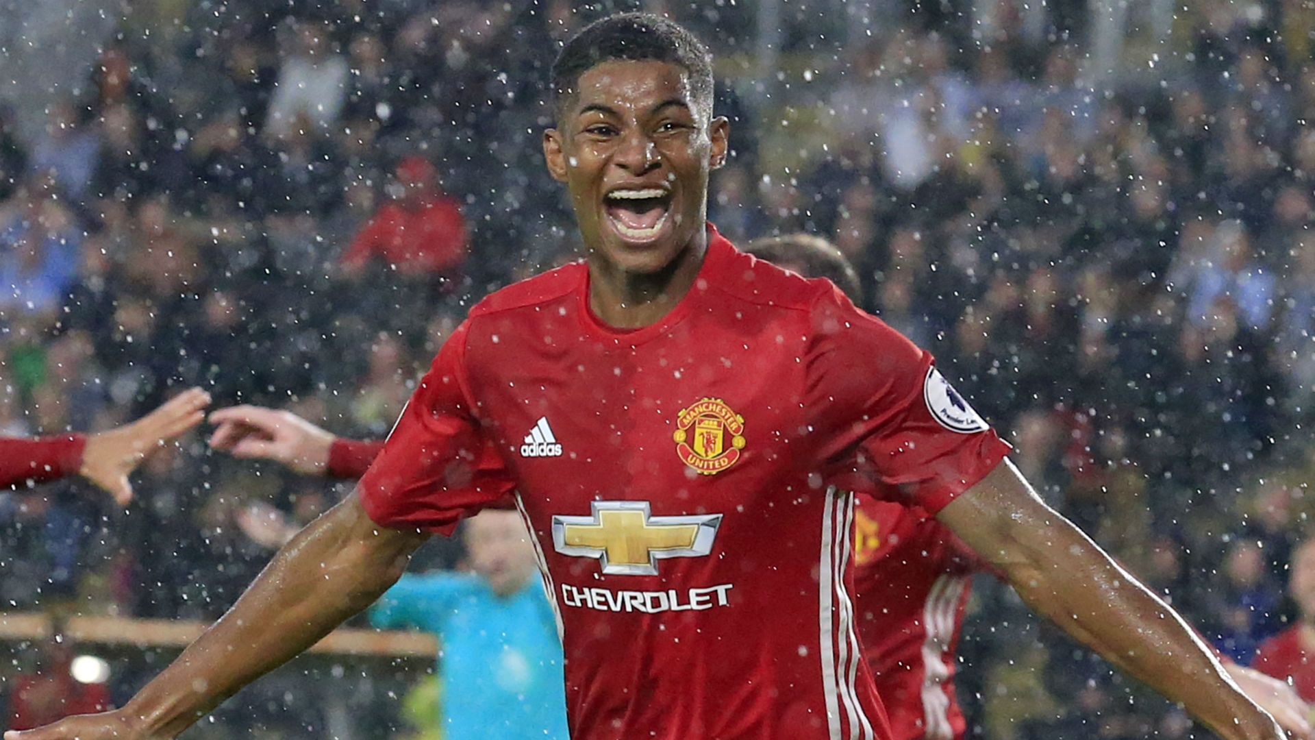 English Premier League: Manchester United 1 - Hull 0