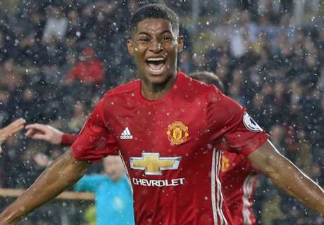 Rashford delight at late winner