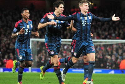 UEFA Champions League Preview: Bayern Munich v Arsenal