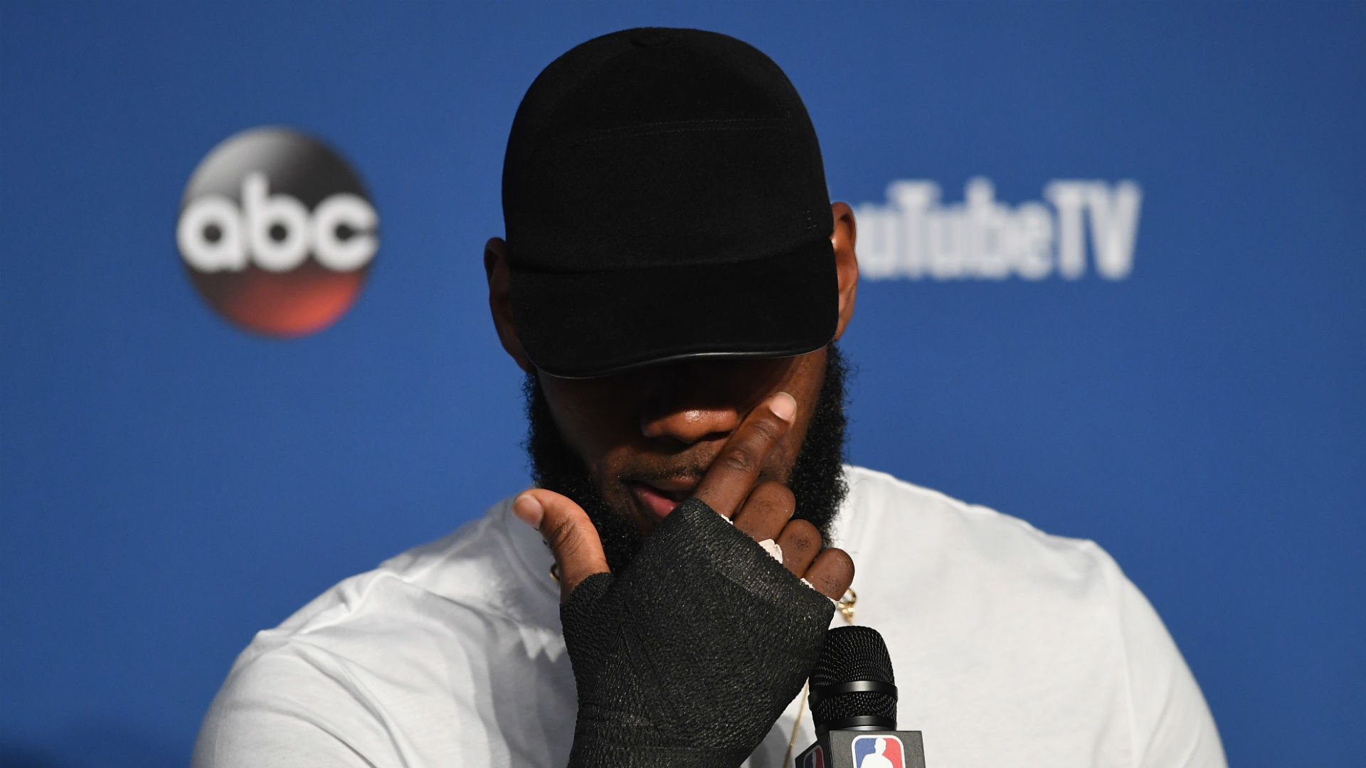 Kevin Durant on Game 1: 'I disrespected Cleveland'