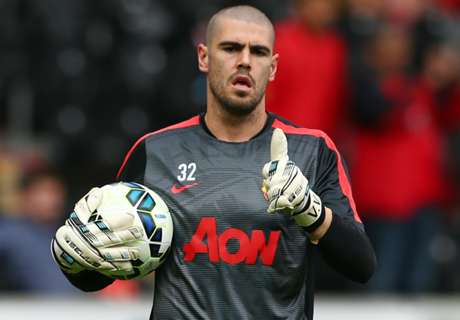 Valdes: I'll always be grateful to Van Gaal