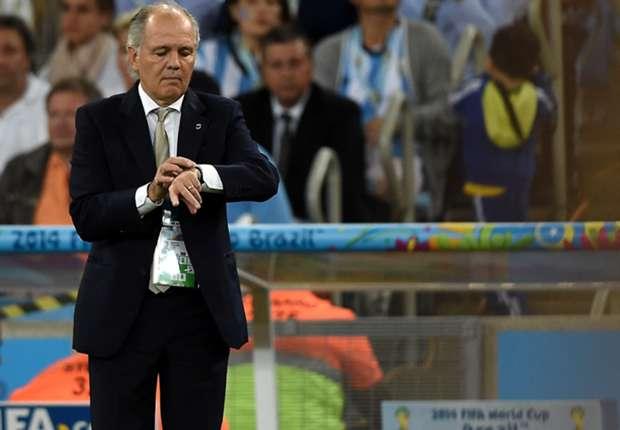 ¿En qué andan los técnicos del Mundial de Brasil?
