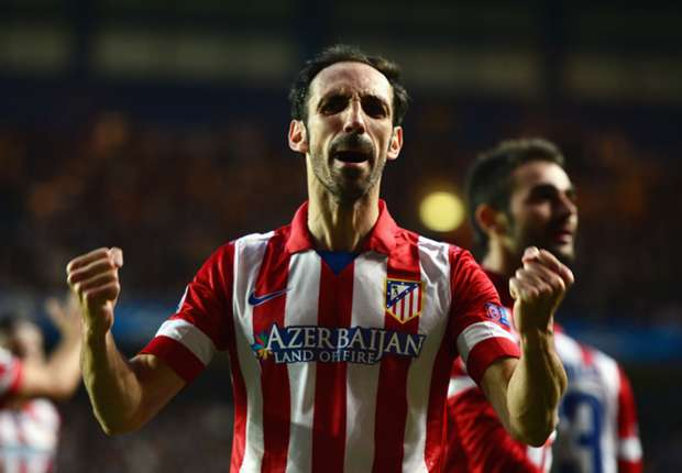 'I'm wearing the best colours now' - Juanfran puts Real past behind him