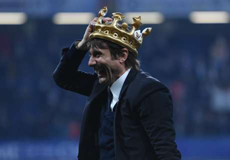 Conte: Sistem Tiga Bek Jadi Kunci Juara