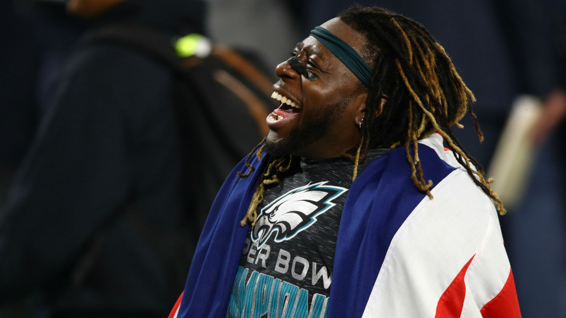 Eagle Jay Ajayi Sued for