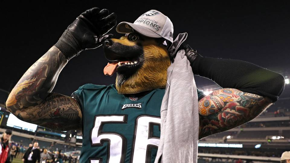 Thumbnail For Meek Mill Rocks Eagles Super Bowl Ring Party