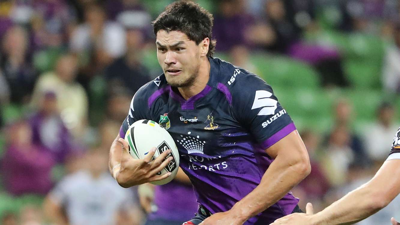 Cowboys confirm signing of Storm's McLean