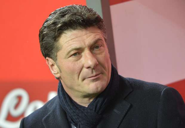 Walter Mazzarri: Inter players not used to pressure