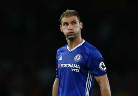 Ivanovic: Chelsea let Conte down
