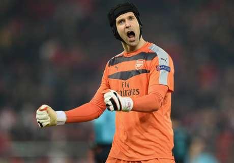 Cech: Arsenal always believed
