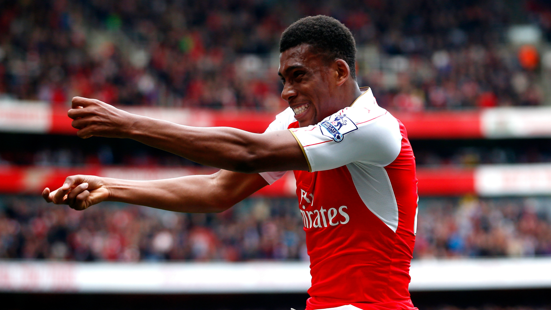'We believe in Wenger's philosophy' - Alex Iwobi's father ...