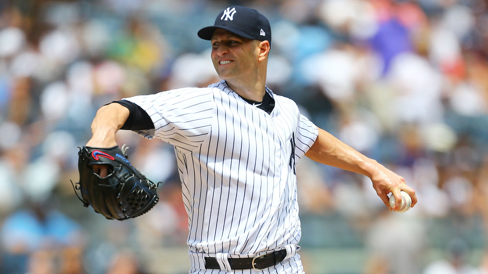 Yanks' Happ sent home with hand, foot and mouth disease