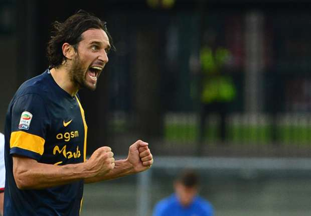 Verona 1-1 Lazio: Toni on the spot to earn a point