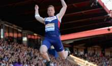 Greg Rutherford Steps Up in Mo Farah Absence