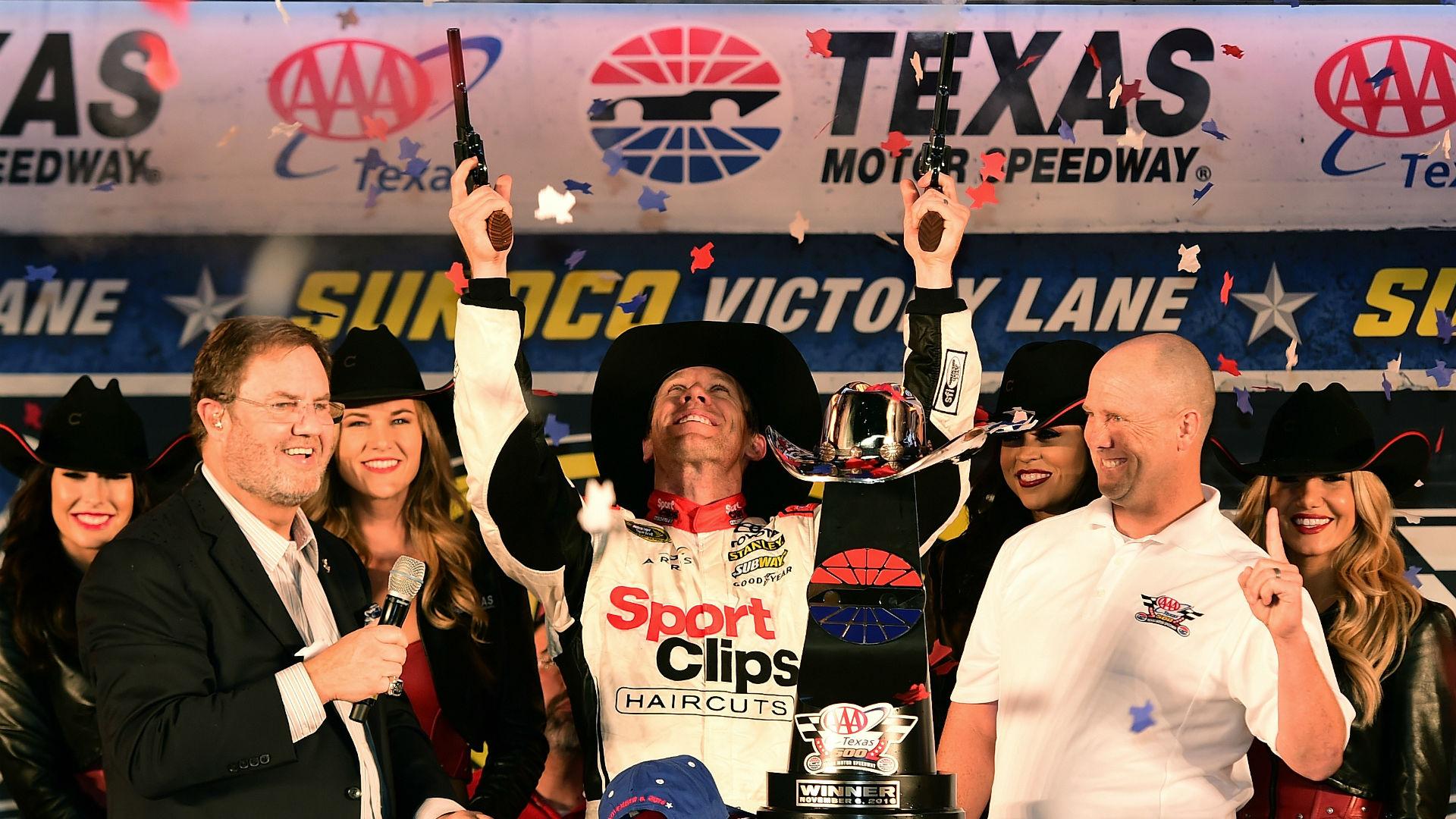 Motorsport Nascar Results From Texas Sportal