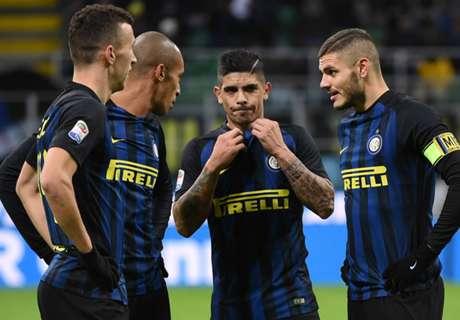 Icardi worried by Inter habit