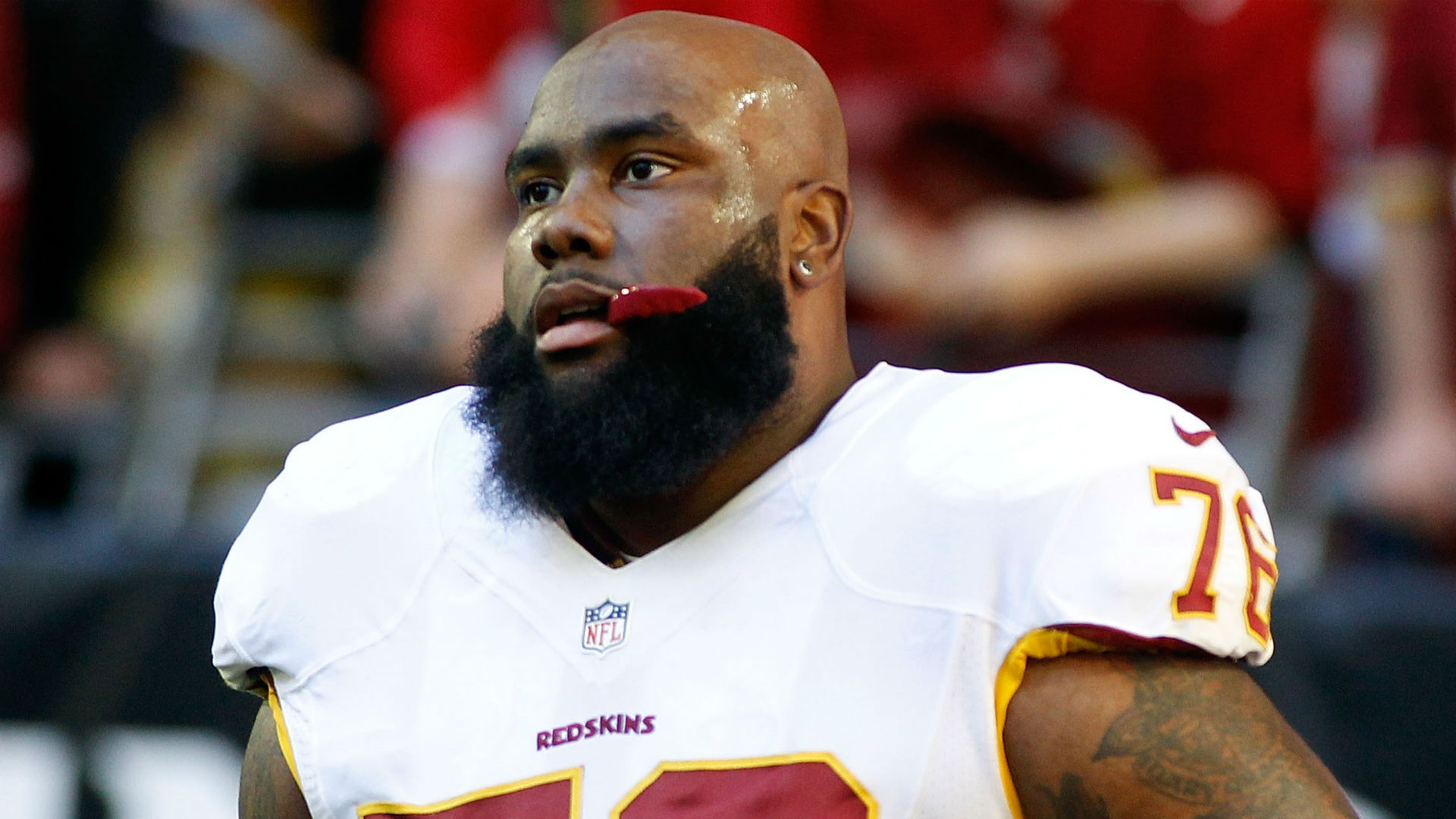 Redskins make Moses one of highest-paid right tackles