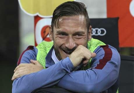 Francesco Totti Berniat Jadi Pelatih