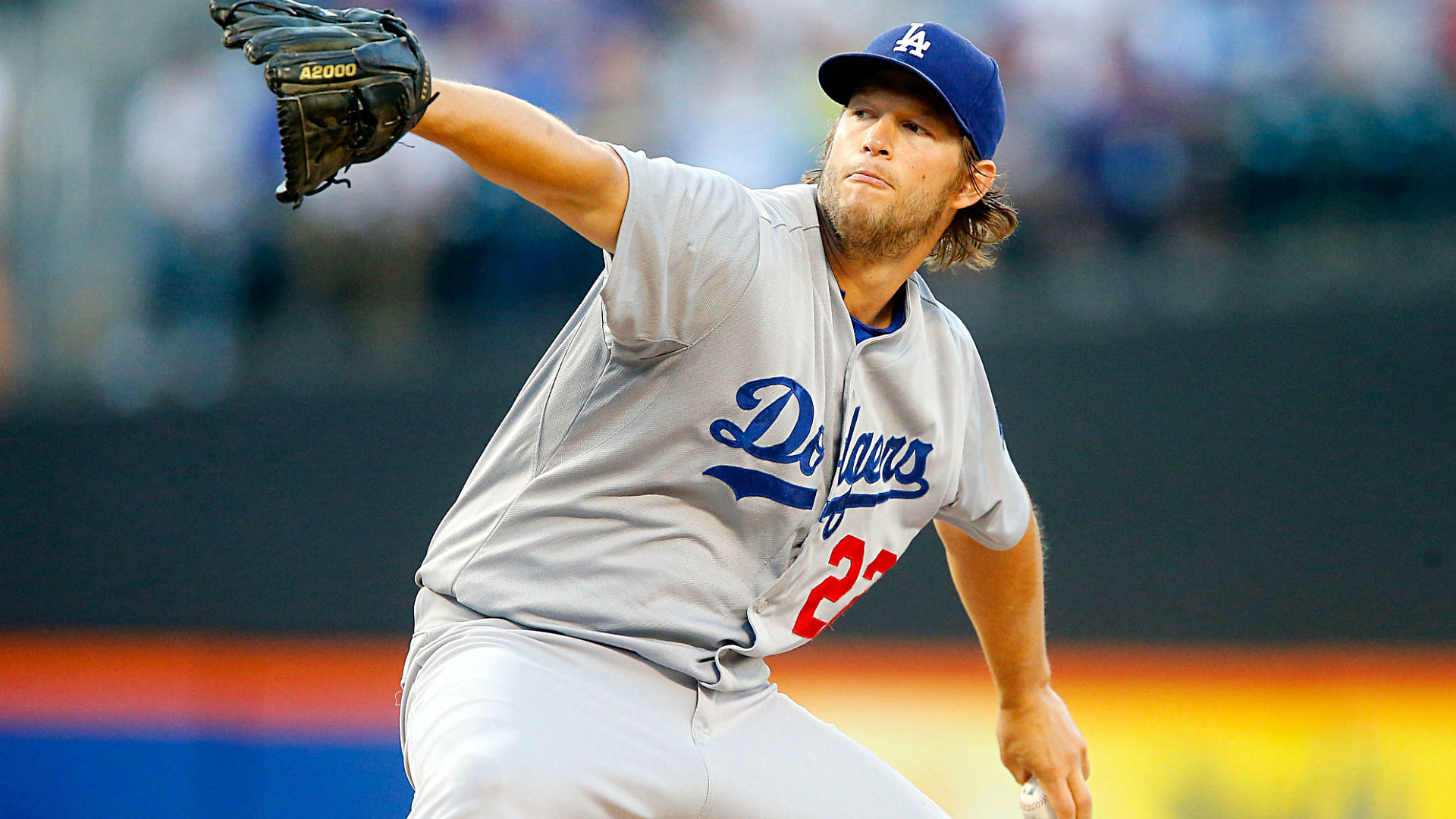 Dodgers ace Clayton Kershaw