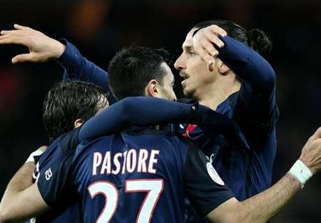 Blanc in awe of PSG