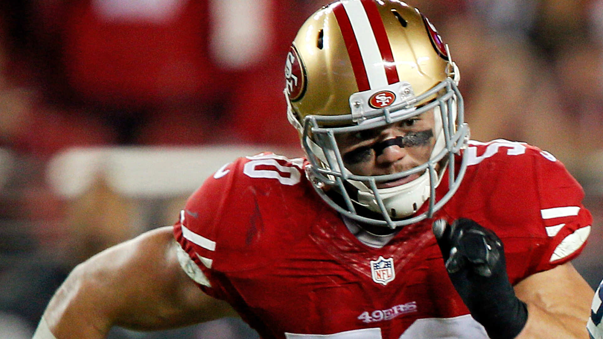 Former 49ers LB Chris Borland says health more important than money