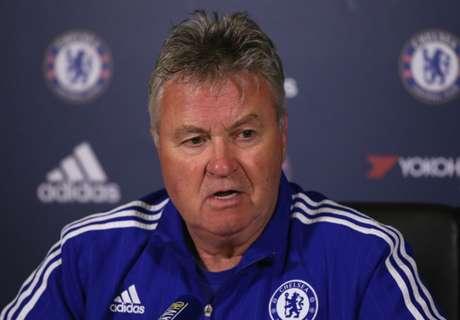 Hiddink to be Chelsea adviser