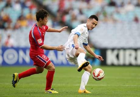 Match Report: Uzbekistan 1-0 Korea DPR