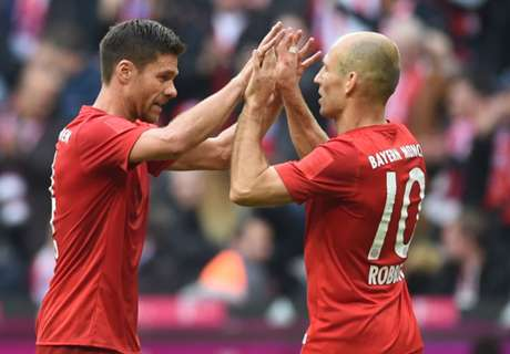 Robben hopes Alonso doesn't retire