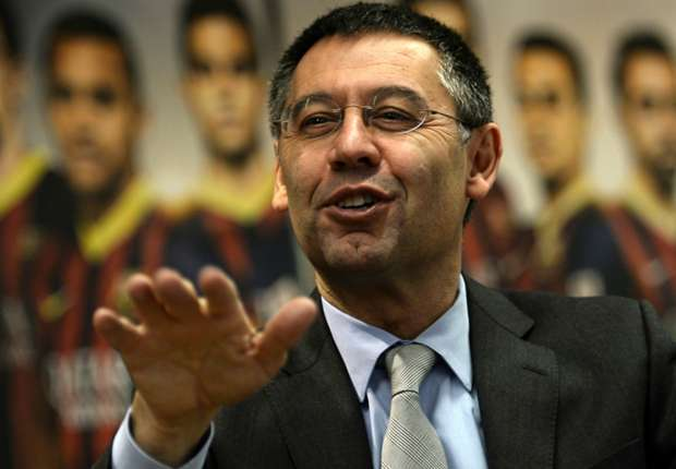 Barca president Bartomeu impressed by PSG's progress