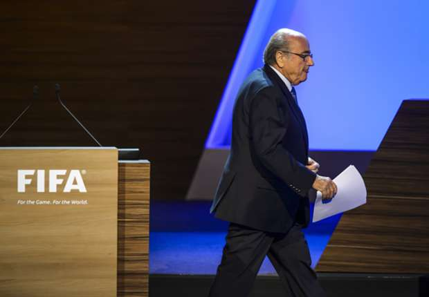 'My mission isn't finished' - Blatter to stand for re-election