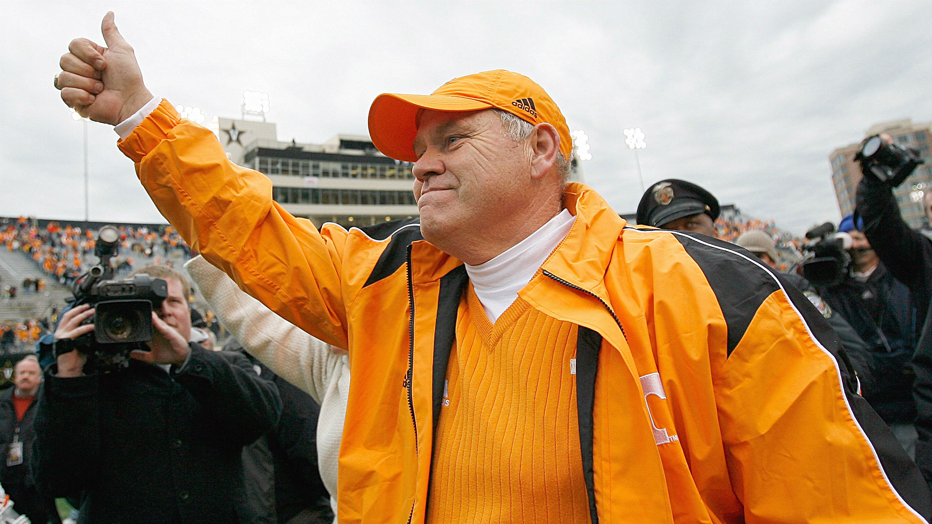 Phillip Fulmer is 'top candidate' for UT athletic director job