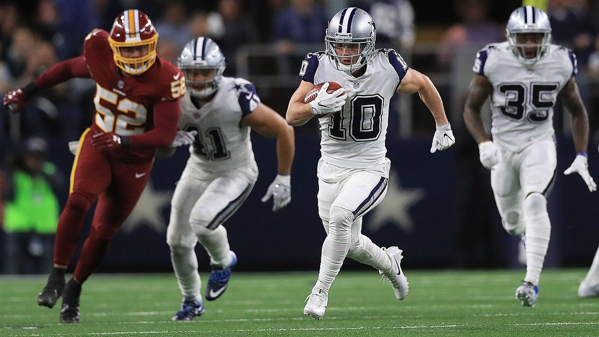Dallas Cowboys Trade Former UNC WR Ryan Switzer to Oakland Raiders