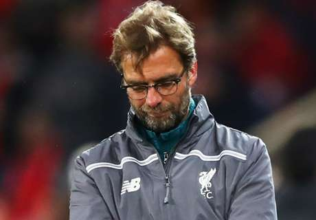 Klopp: Liverpool are still suffering