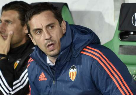 Neville praises UEFA response