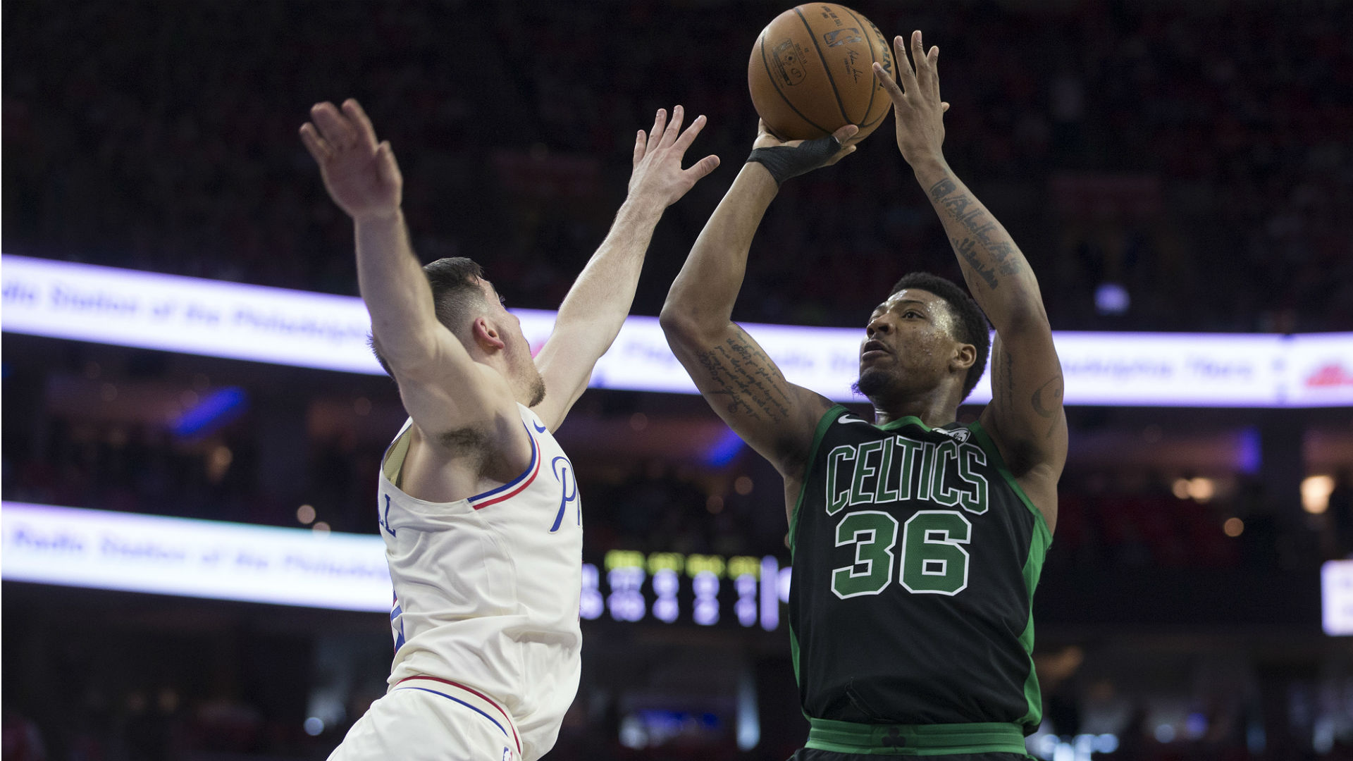 NBA free agency rumors: Marcus Smart likely to accept qualifying offer from Celtics