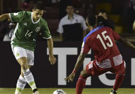 Mexico escapes with a point