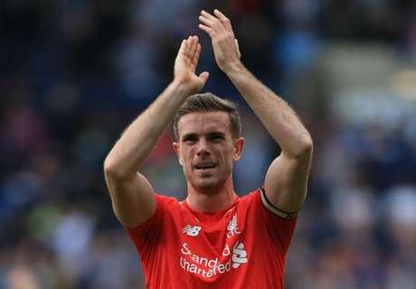 Klopp elated with Henderson return