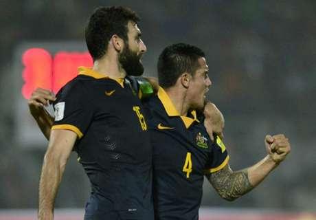 REPORT: Bangladesh 0-4 Australia