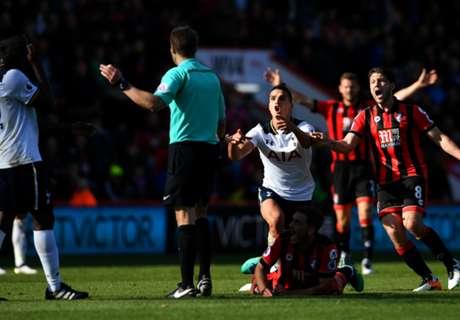 Bournemouth Tahan Tottenham Hotspur