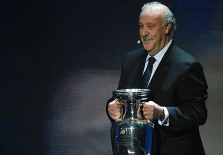 Del Bosque: No easy groups