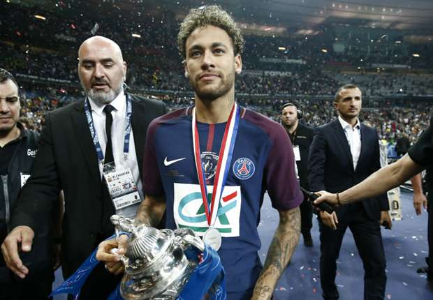 Neymar to resume training with a ball as PSG star edges closer to fitness