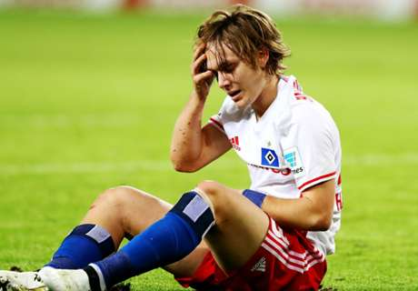 Hamburg confirm Halilovic wants out